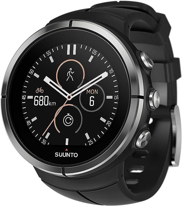 Suunto - Spartan Ultra Black HR - SS022658000 - Reloj Multideporte ...