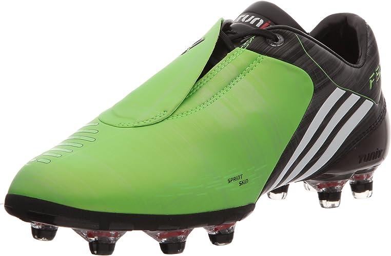 adidas f50 blanche et verte