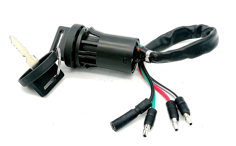 New Ignition Key Switch  For 1986 1987 Honda TRX350 ATV Fourtrax Parts #F57 CA