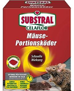 Substral Celaflor Wühlmaus Maulwurf Ex Stop Vertreiber Granulat
