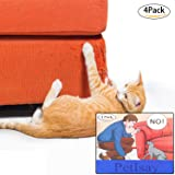 Yunn 2PCS / Set Cat - Sofá antiarañazos, Protector de ...