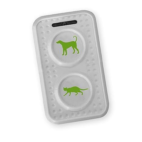 Isotronic - Ahuyentador de Gatos para perros,/Portátil con por ultrasonido para Granero,