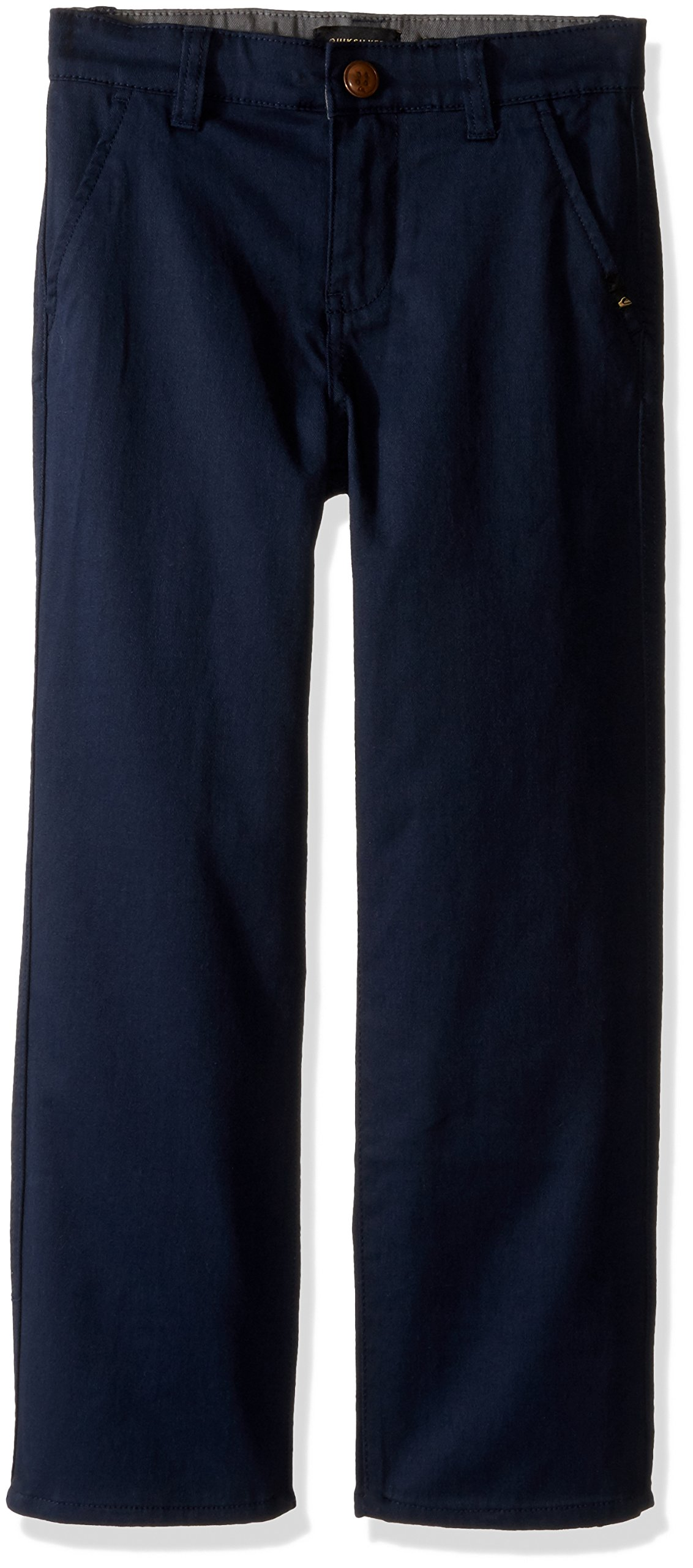 Quiksilver Little Boys' Toddler Everyday Union Pant Aw Non-Denim Pant, Navy Blazer, 2T