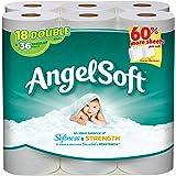 Angel Soft Bath Tissue, 18 Double Rolls