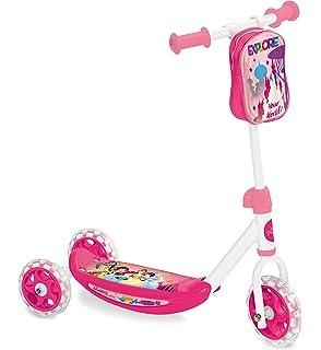 ColorBaby - Patinete 3 ruedas, princesas de disney (42794 ...