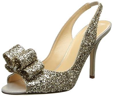 49b776205 Amazon.com  Kate Spade New York Women s Charm Slingback Pump  Shoes