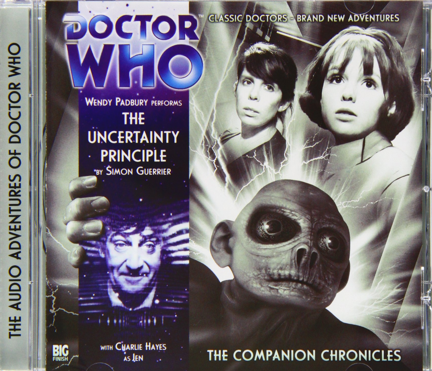 Read Online The Uncertainty Principle (Doctor Who: The Companion Chronicles) PDF