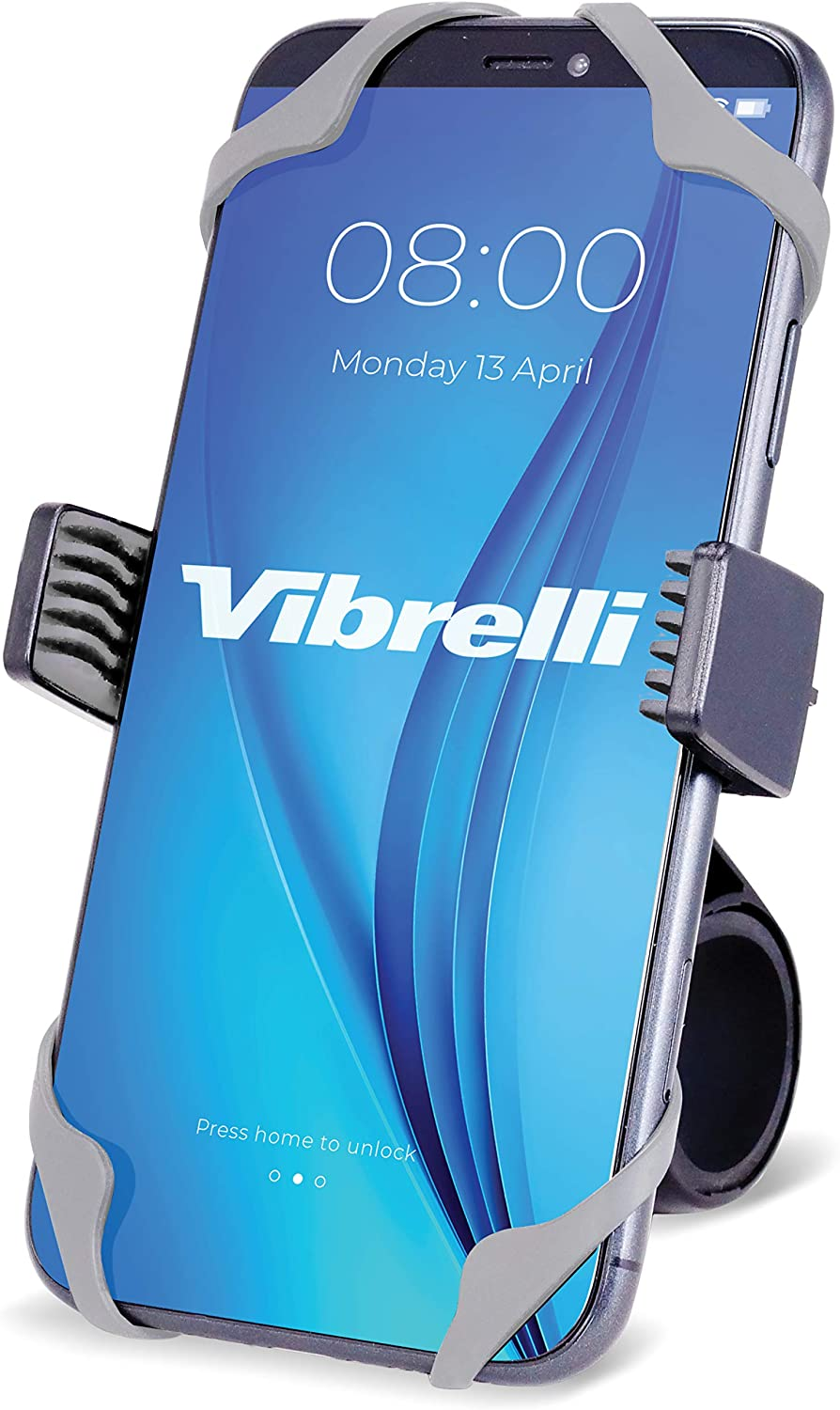 Vibrelli Universal Motorcycle & Bike Phone Mount
