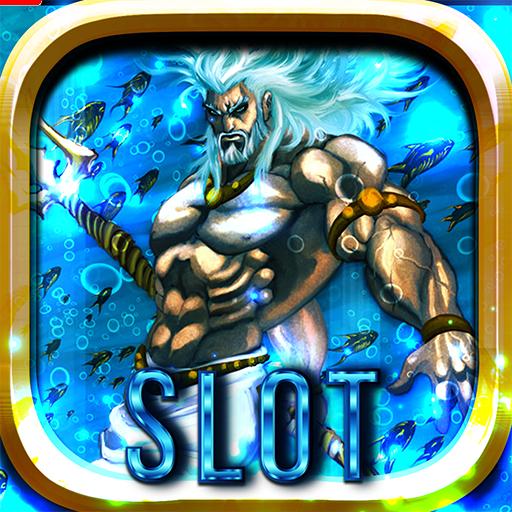 Poseidon Slots Of Vegas : Free Las Vegas Slot Machine Games Spin & Win