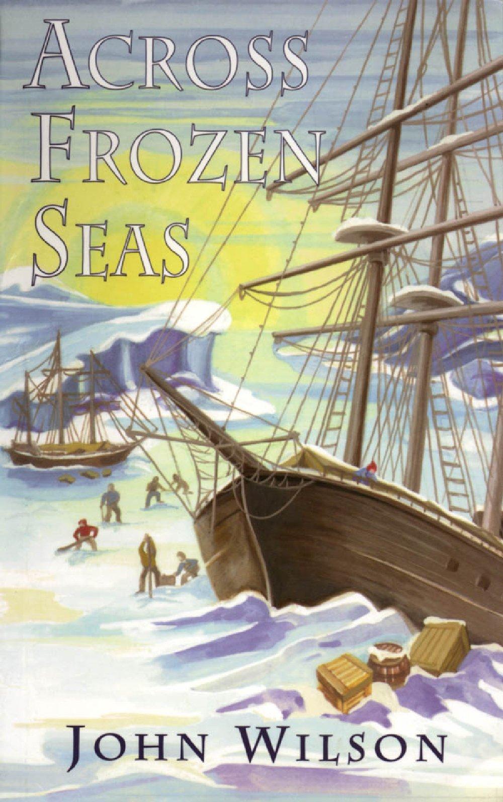Read Online Across Frozen Seas pdf