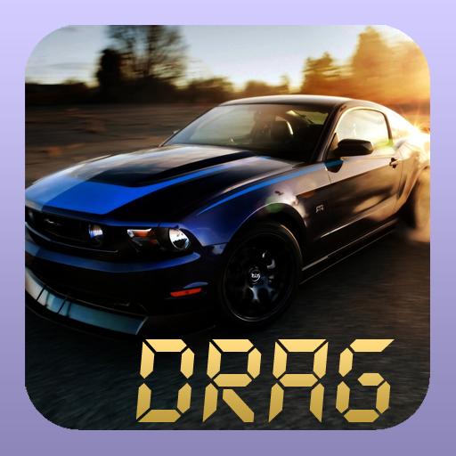 Ford Drag Racing (MUSTANG DRAG RACING)