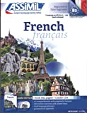 Assimil French Pack : book + 4 audio CD 's [ French for English speakers ] (With Ease) (French Edition)