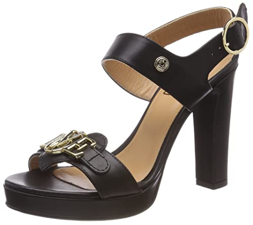 Love Moschino San.LOD.lb12/105 Vitello amazon-shoes neri Estate