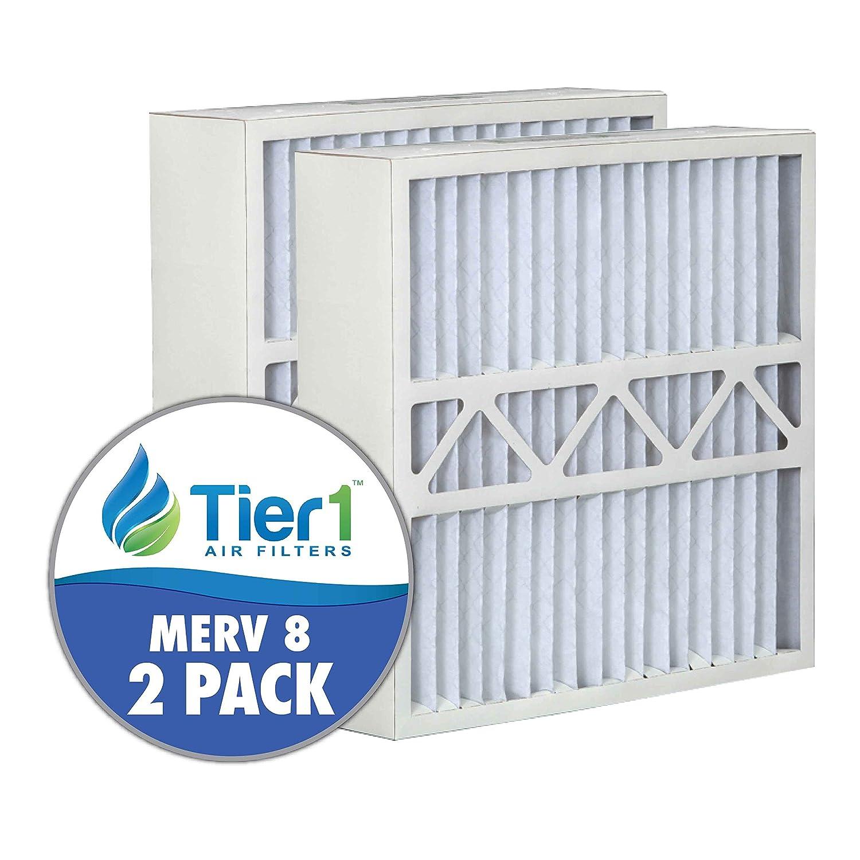 Lennox X0582 16x20x5 MERV 8 Comparable Air Filter - 2PK - Home And ...