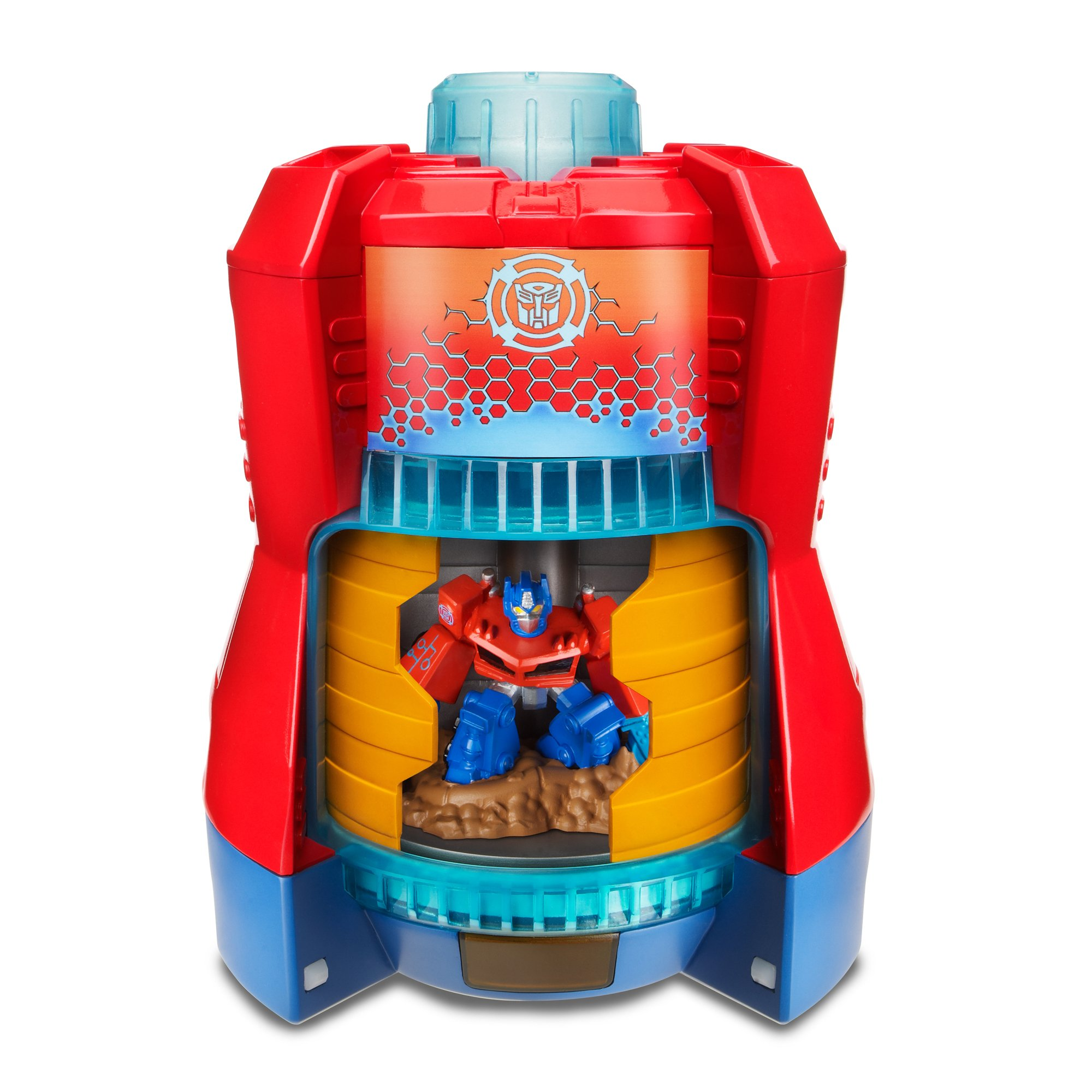 Playskool Heroes Transformers Rescue Bots Beam Box Game System by Transformers (Image #3)