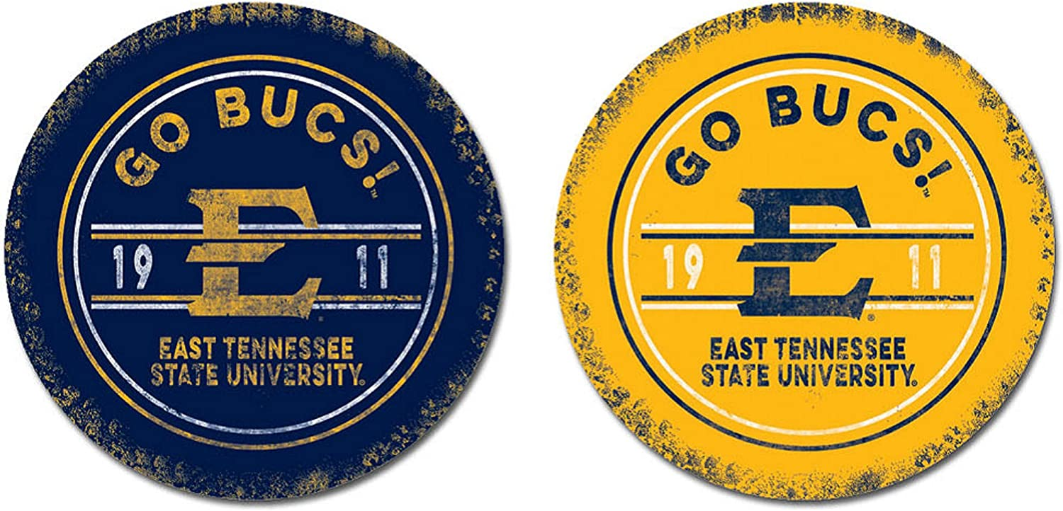 Legacy NCAA Fan Shop Thirsty Car Coaster 2-Pack