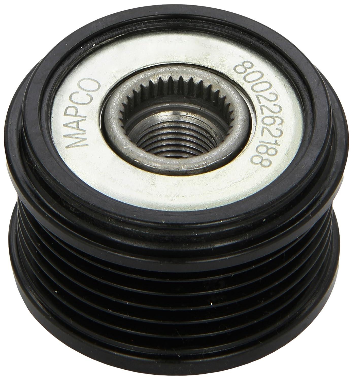 MAPCO 14302 Dispositivo ruota libera alternatore - CITROÃ ?N BERLINGO, C2, C3 I, C3 II, C3 Picasso, C3 MAPCO Autotechnik GmbH