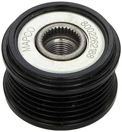 Mapco 14302 - Polea alternador de piñón libre