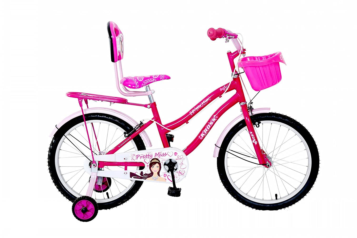 buy kross 20tss blue bell bicycle girl s pink online at low