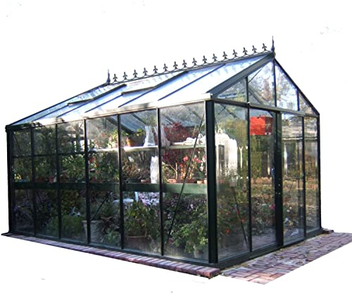 Exaco Royal Victorian VI34 150 Square Foot Greenhouse