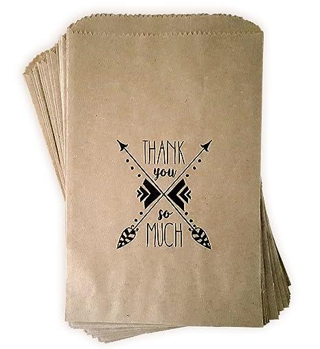 Amazon.com: Papel de estraza rústico tratar, favor o bolsas ...