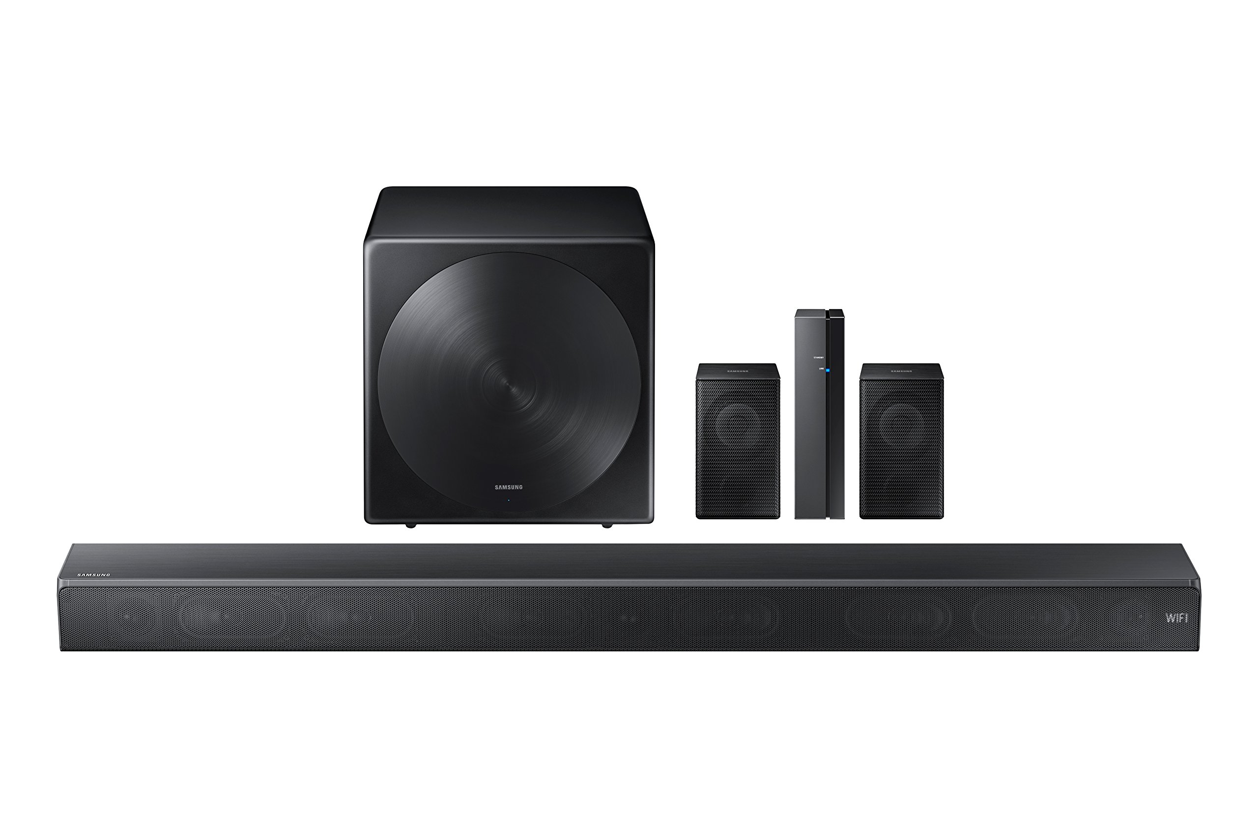 Samsung Electronics Sound+ Premium Soundbar (HW-MS650/ZA) & 5.1 Channel Home Theater