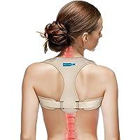 ACTIVELAB Posture Corrector for Women & Men + Underarm Pads + Drawstring Bag - Best Comfortable Back Brace for Under…