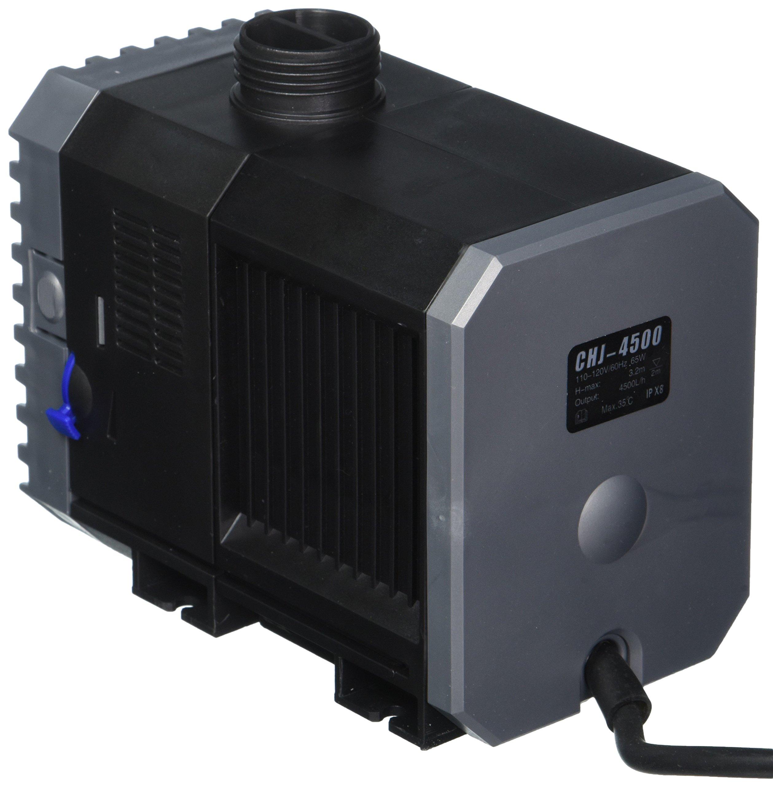 Tech'n'Toy Grech CHJ-4500 1188 GPH  Aquarium Submersible Fountain Pump by Tech'n'Toy (Image #2)