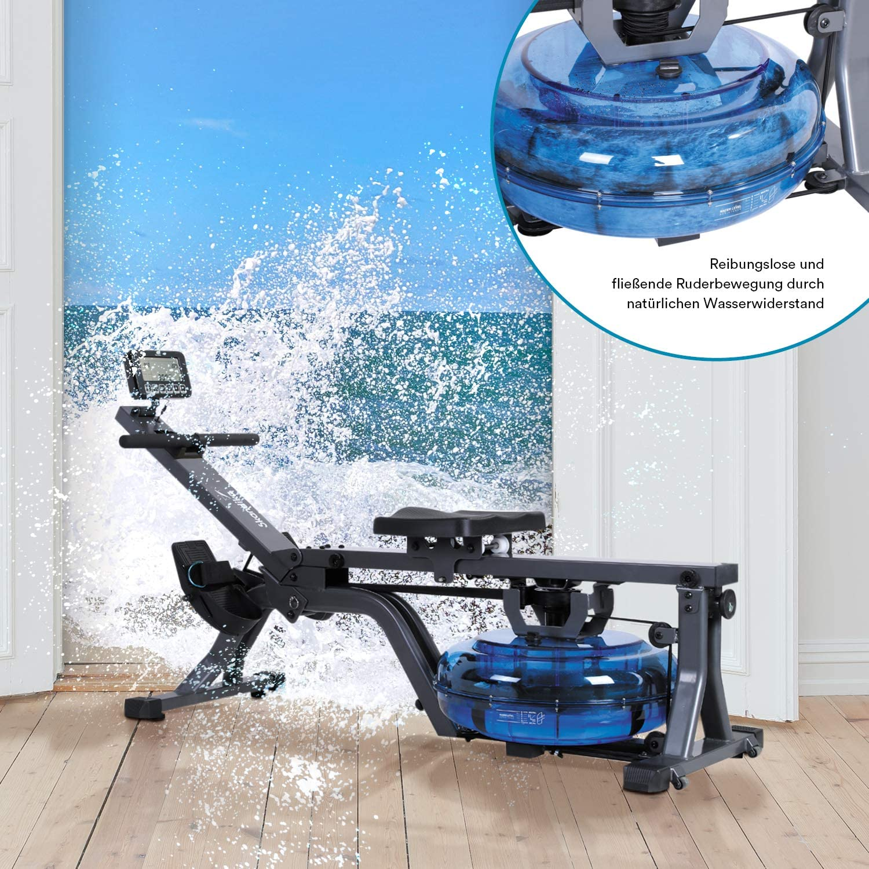 Skandika Nemo Compact Wasser-Rudergerät - Seitenansicht