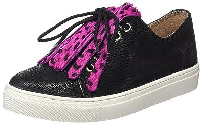 Sevier, Chaussures de Sport Femme - étain/Noir, 38 EUGioseppo