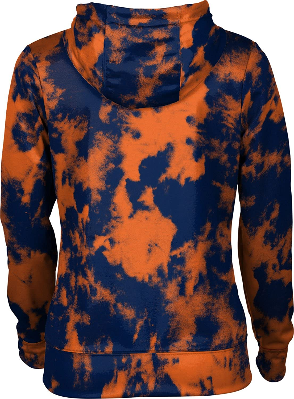 ProSphere Utica College University Girls Pullover Hoodie Grunge School Spirit Sweatshirt