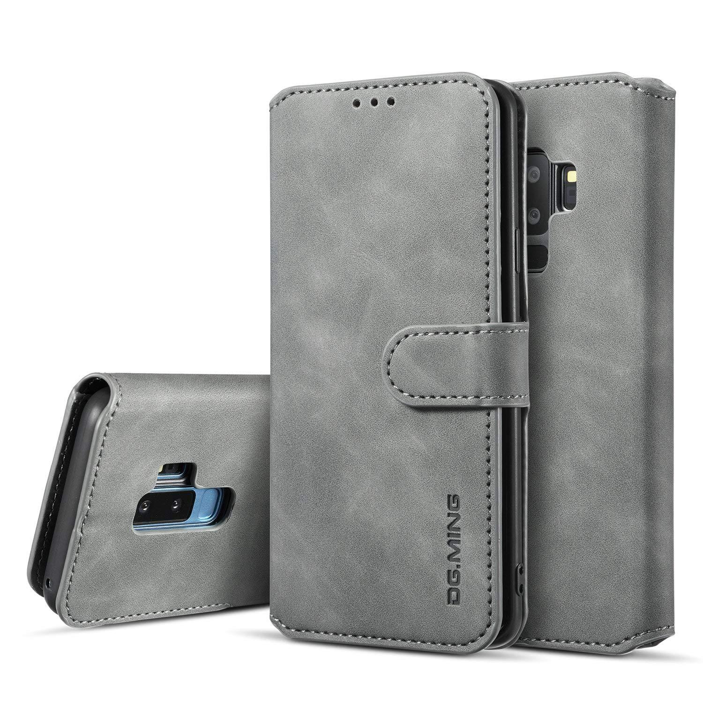 Funda para Samsung S10 Plus Cuero UEEBAI (7P9Z1YQ9)