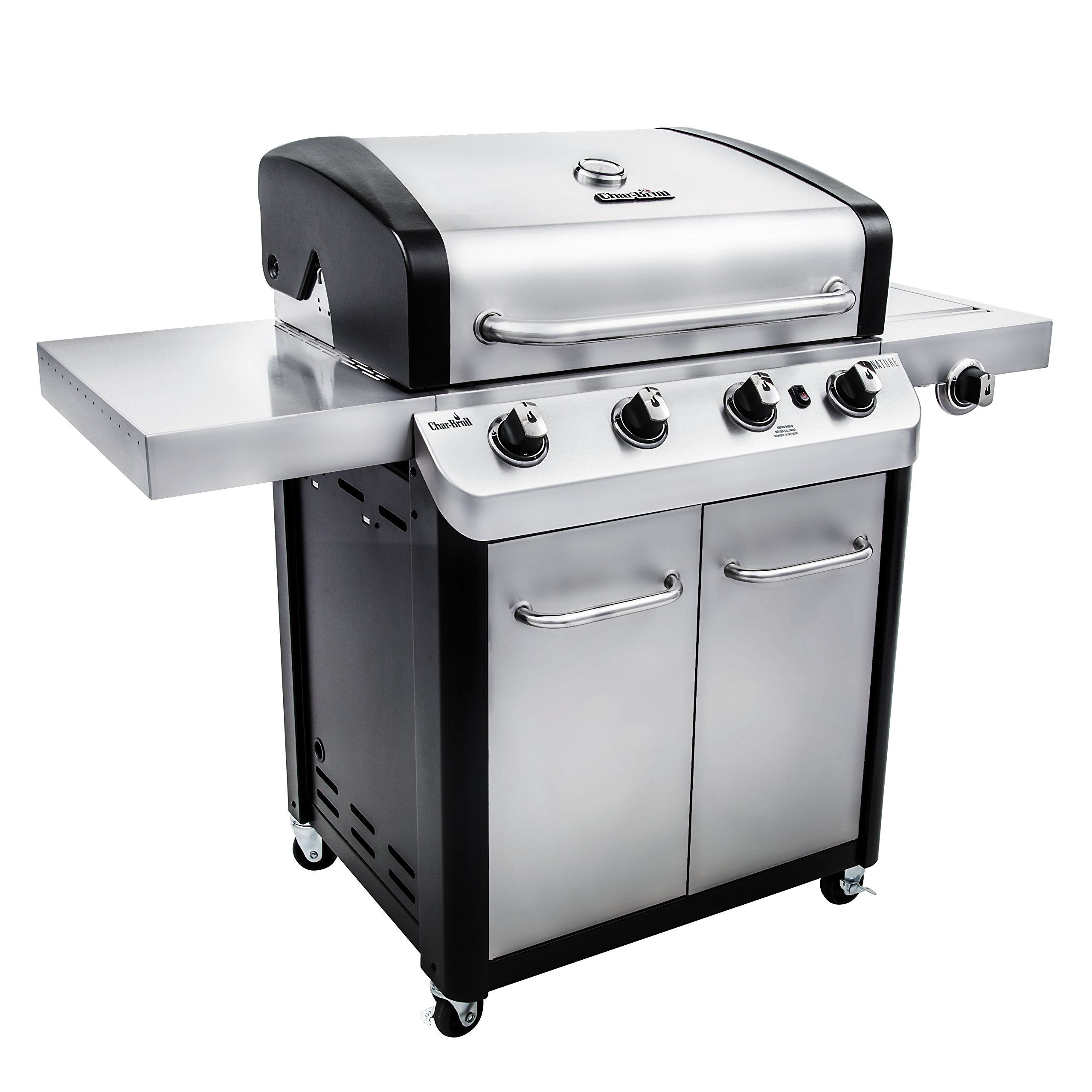 Char-Broil 463277017 Grill, 530, Silver by Char-Broil