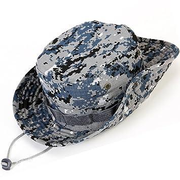 Kolumb Unisex Military Boonie Hat- Premium Soft Cotton   Polyester Fabric 660e37edd066