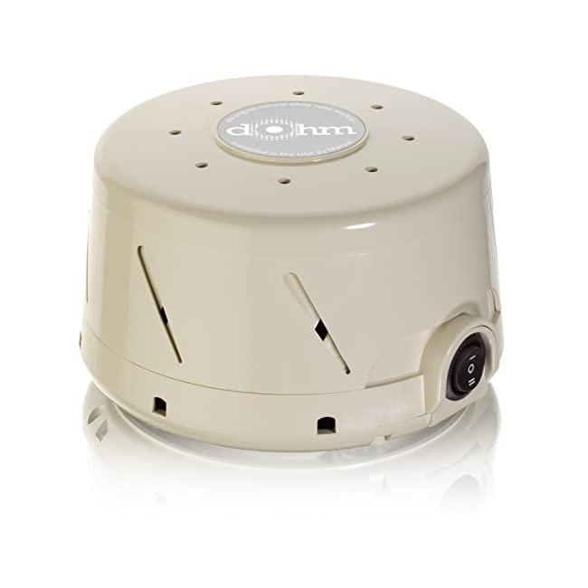 Marpac Dohm Classic White Noise Sound Machine,...