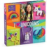 Craft-tastic I Love Unicorns – Award-Winning Craft Kit for Kids – Everything Included for 6 Fun DIY Magic Art & Crafts Projec