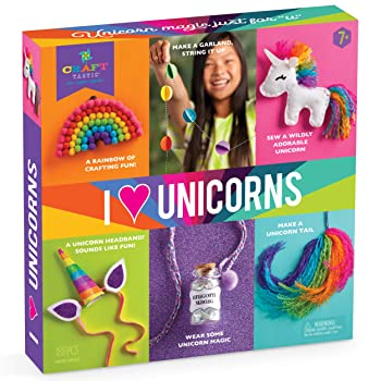 Craft-tastic I Love Unicorns Craft Art Kit