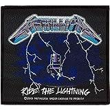 Metallica - Ride The Lightning[Patch/Aufnäher ]Metallica Aufnäher !!