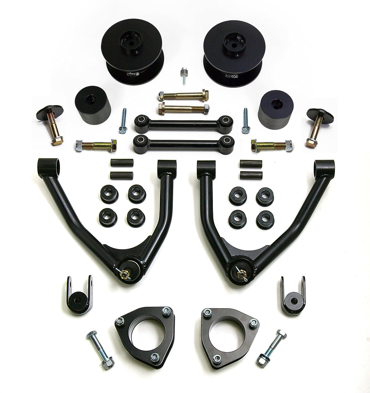 """ReadyLift 69 3285 4 0"""" Front 1 75"""" Rear SST Lift Kit for Chevrolet"""