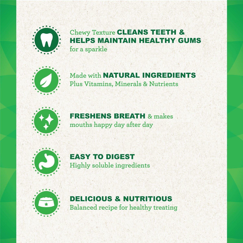 Greenies Weight Management Regular Size Dental Dog Chews - 12 Ounces 12 Treats by Greenies (Image #9)