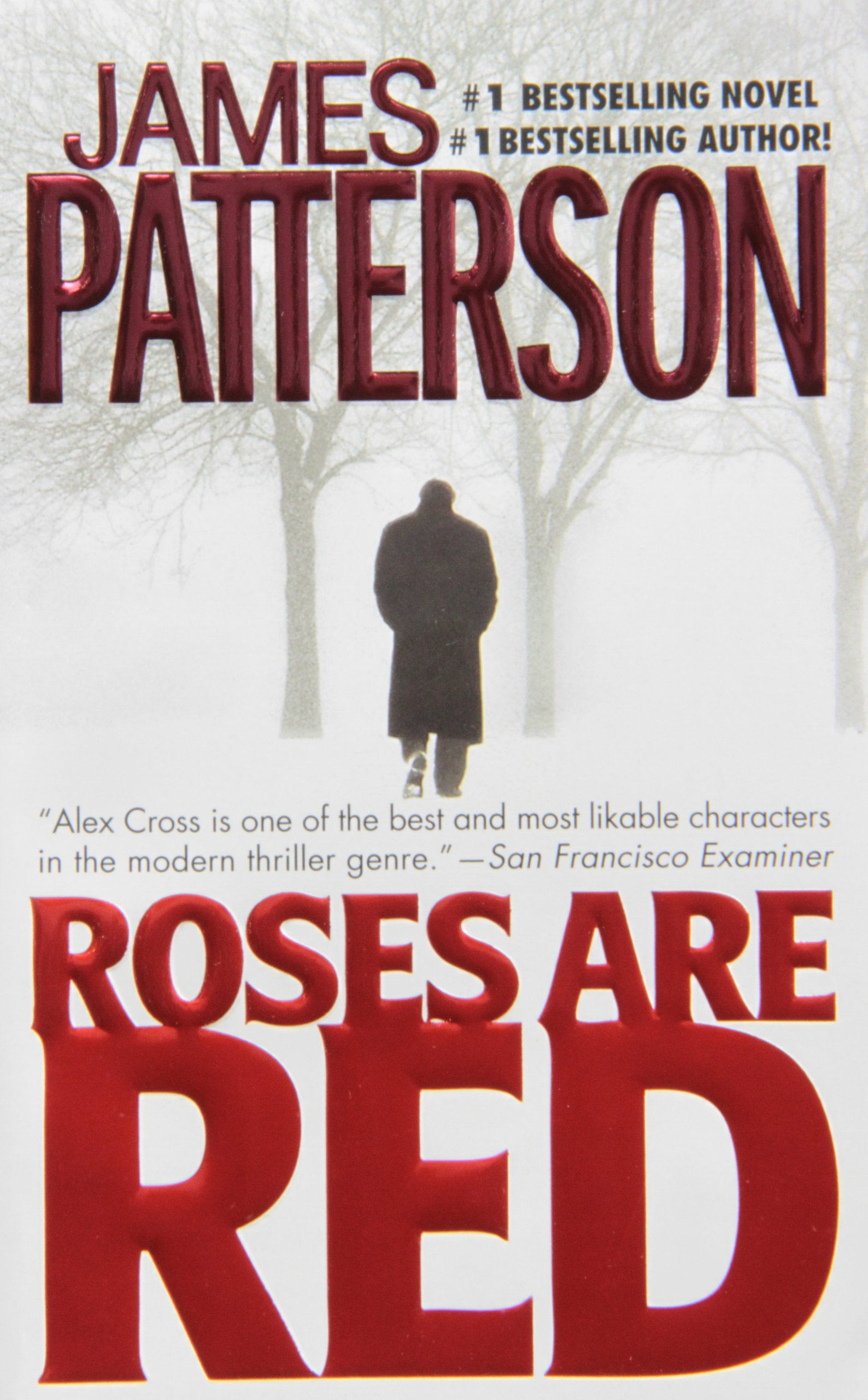alex cross reading order