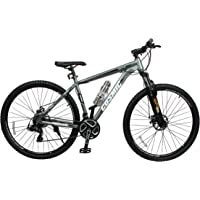 Cosmic Trium 29T 21-Speed Hardtail Bicycle (Grey)