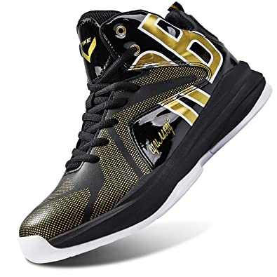 90b06ed63b0 WETIKE Boys Basketball Shoes Equality Signature Comfortable Boys Shoes  Breathable High Top Sneakers for Boys Non