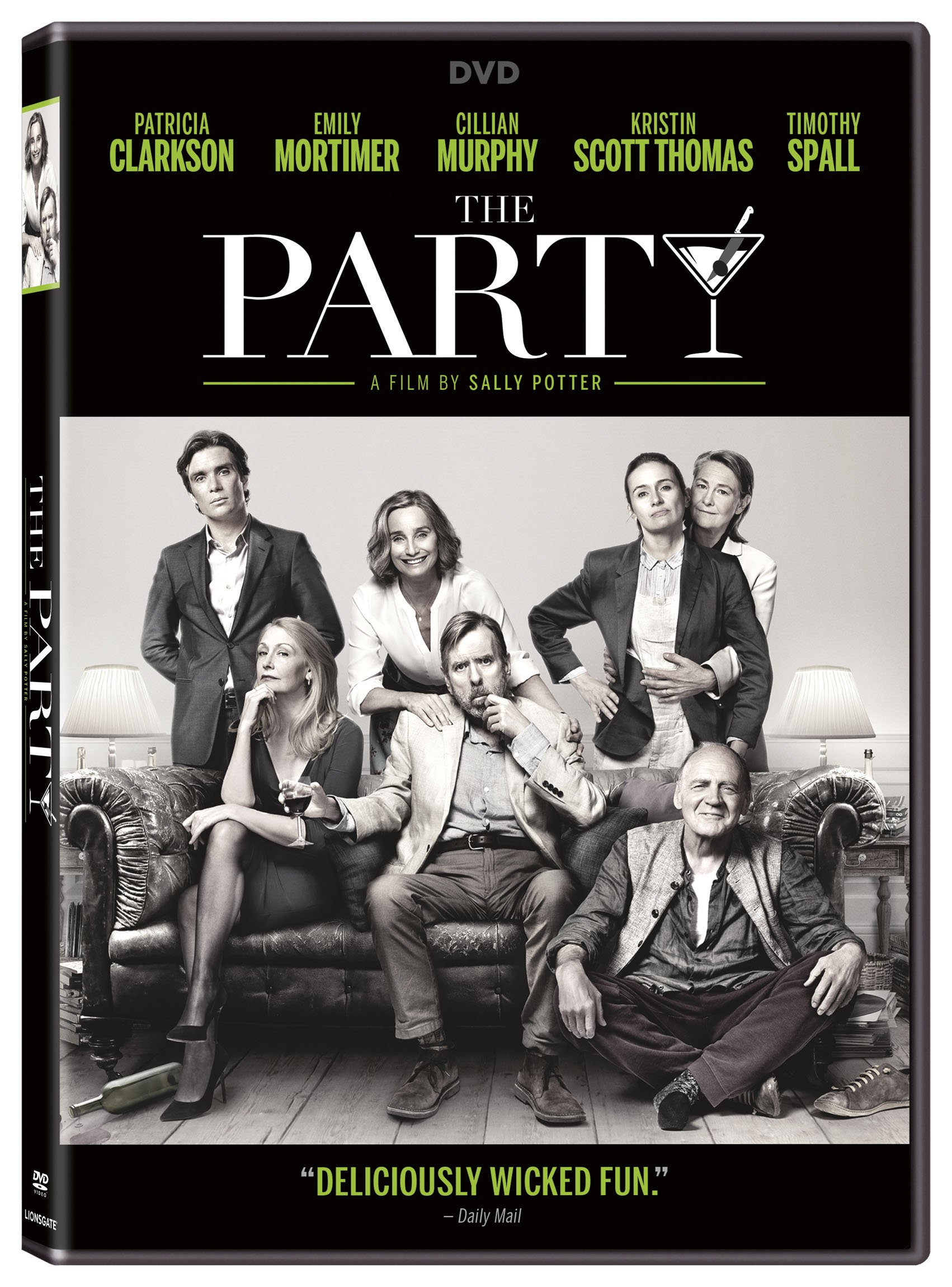 DVD : The Party (Widescreen, AC-3, Dolby, Subtitled)