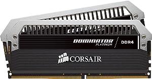 Corsair Dominator Platinum 16GB (2x8GB) DDR4 4000MHz C19 Desktop Memory