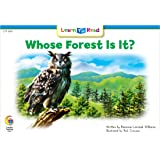 Whose Forest Is It? (Emergent Reader Science; Level 1)