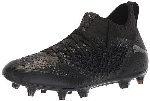 f3035de9 Puma Future 2.3 Netfit FG/AG - Zapatillas de fútbol para Hombre, Negro,