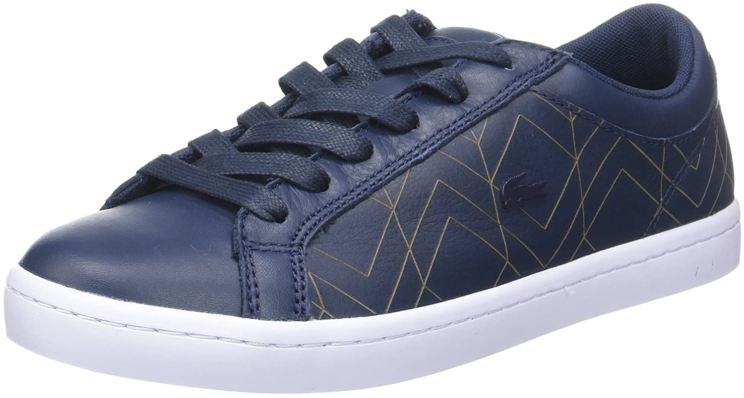 Lacoste Damen Straightset Lace 417 1 Caw Turnschuhe