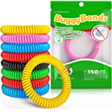 Reusable Bracelet 48 Pack, 100% Natural and Waterproof Wrist Bands for Children and Adults - [Individually Wrapped…