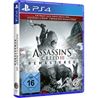Assassin's Creed III Remastered - [PlayStation 4]